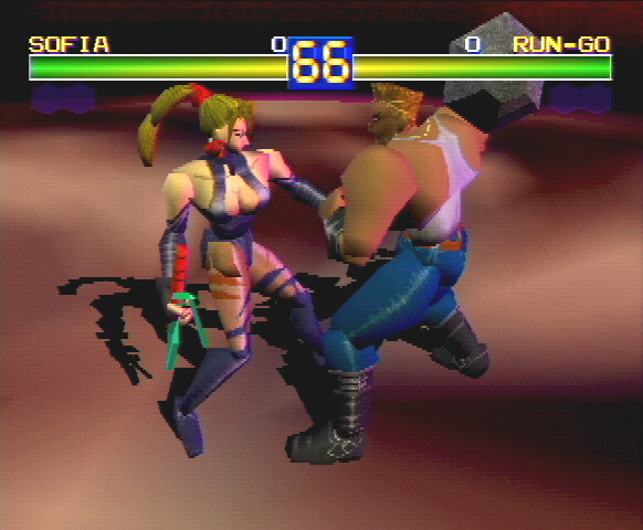 Battle Arena Toshinden Tfg Review