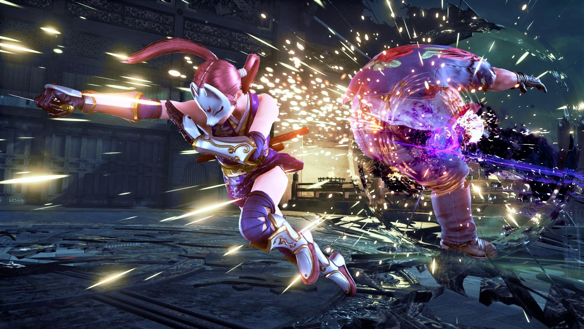 Kunimitsu TEKKEN 7 Screenshots, TTT2 Classic Costume Confirmed   TFG  Fighting Game News