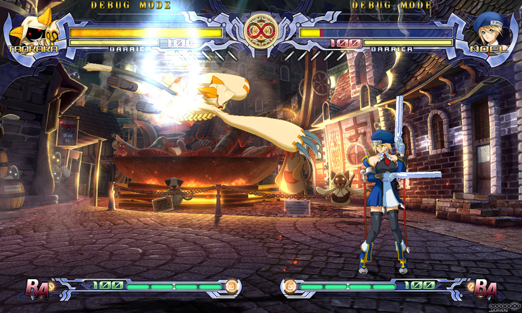 BlazBlue: Calamity Trigger - TFG Review / Art Gallery