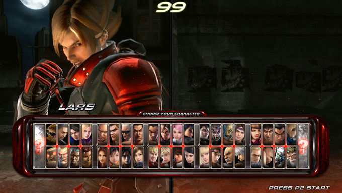 Tekken 6 Tfg Review Artwork Gallery