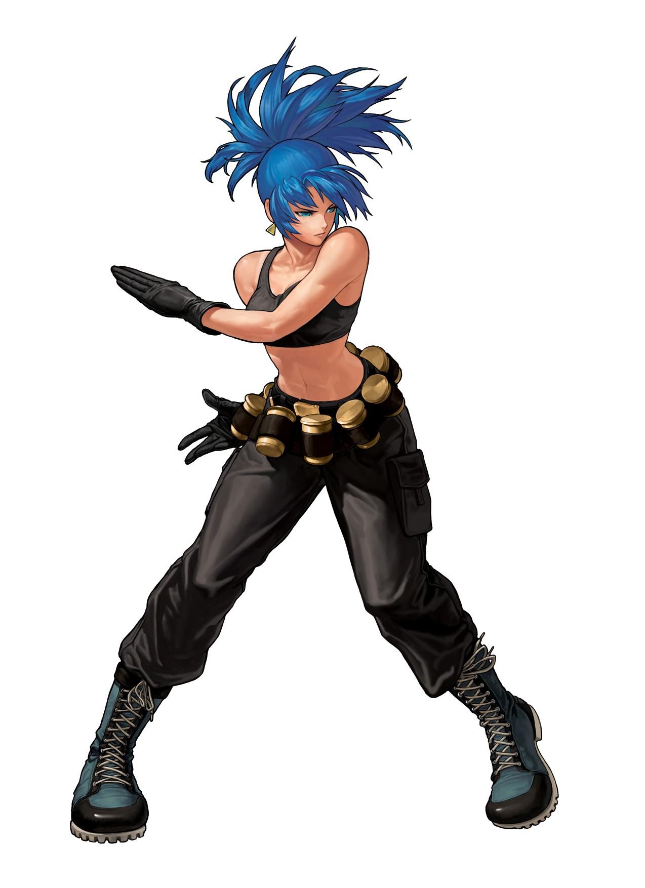 Leona Heidern (King Of Fighters