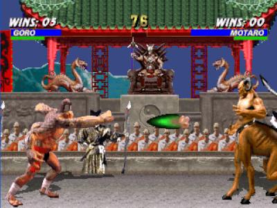 Mortal Kombat Trilogy - TFG Review