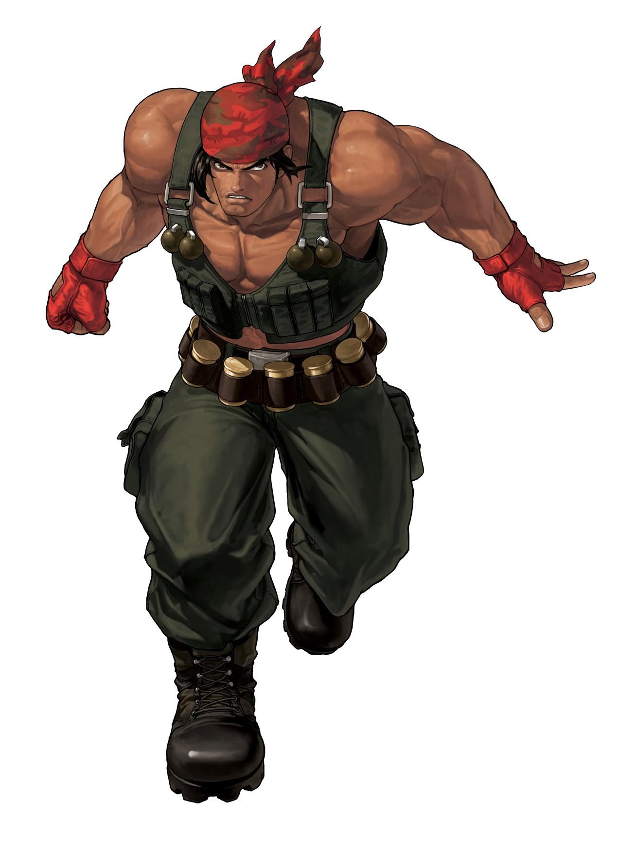 Ralf Jones (King Of Fighters