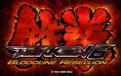Tekken 6 Bloodline Rebellion Tfg Review Artwork Gallery