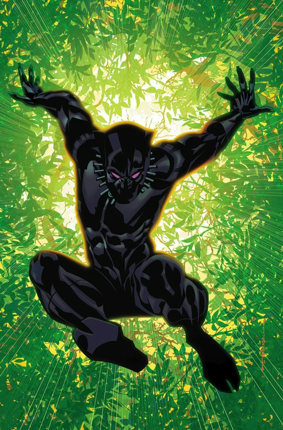 Black Panther Movie >> Black Panther (Marvel VS Capcom: Infinite)
