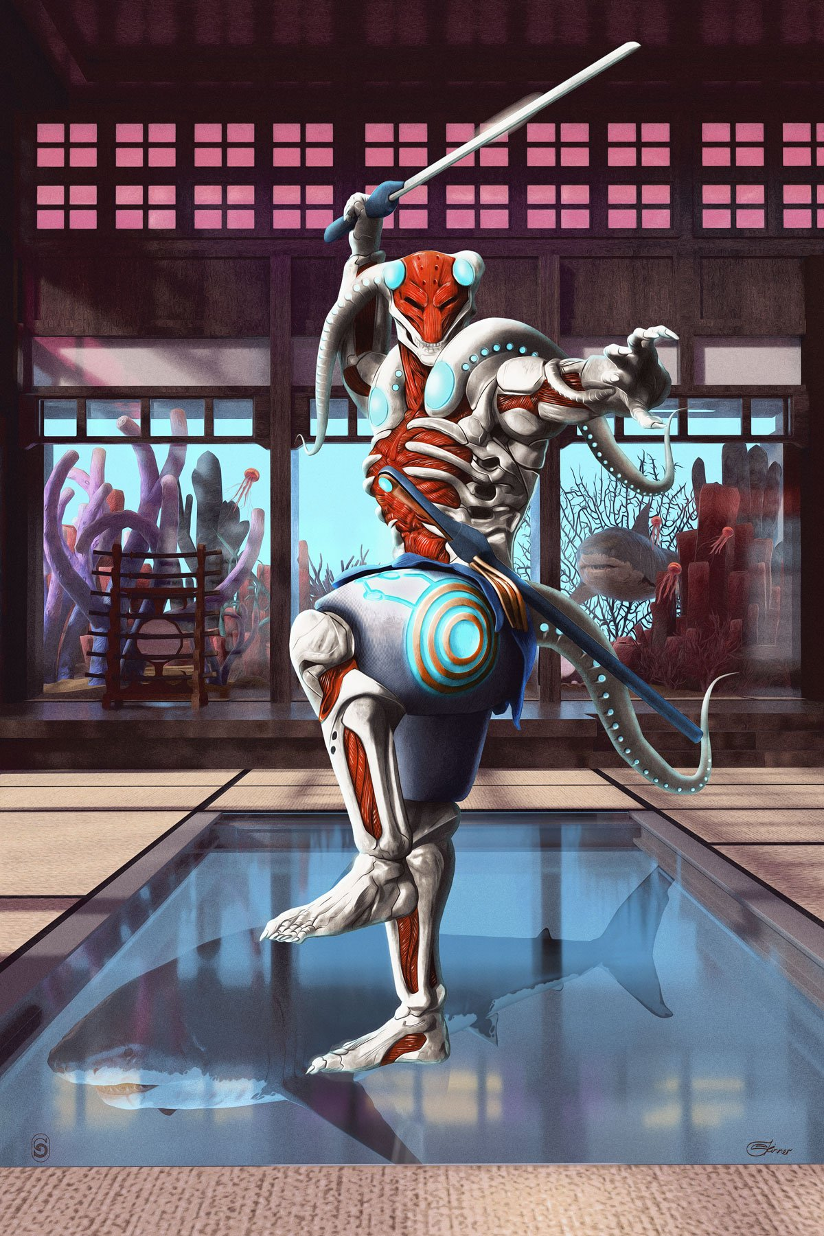 Bug Be Gone >> Yoshimitsu (Tekken / Soul Calibur)