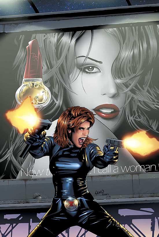 Black Widow Marvel Vs Capcom Infinite