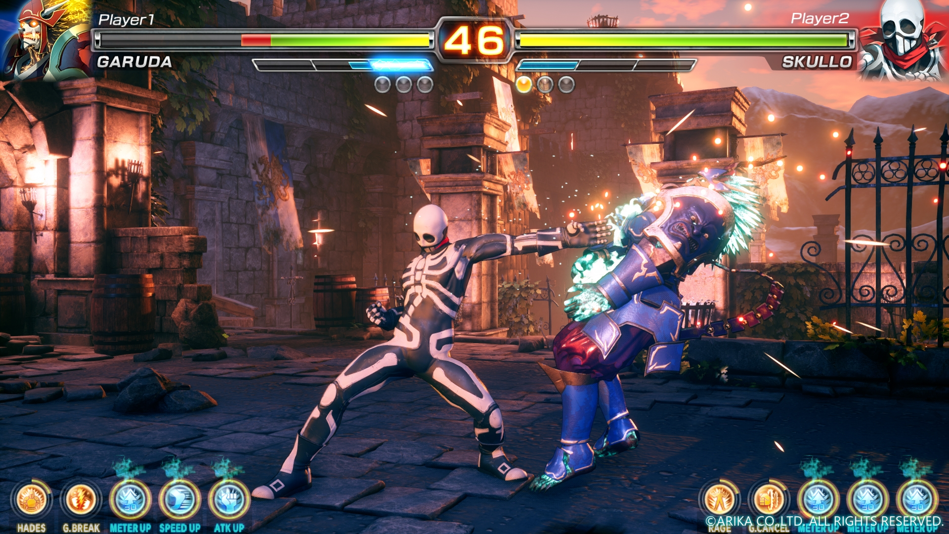 Fighting Ex Layer Tfg Preview Art Gallery