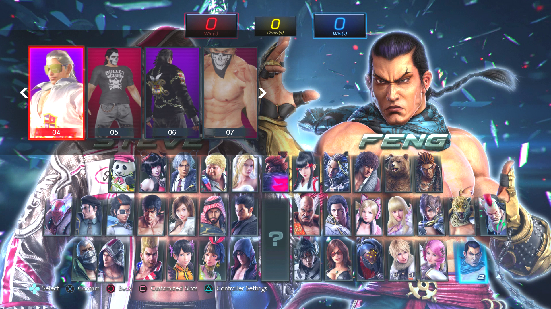 Tekken 7 Tfg Review Art Gallery