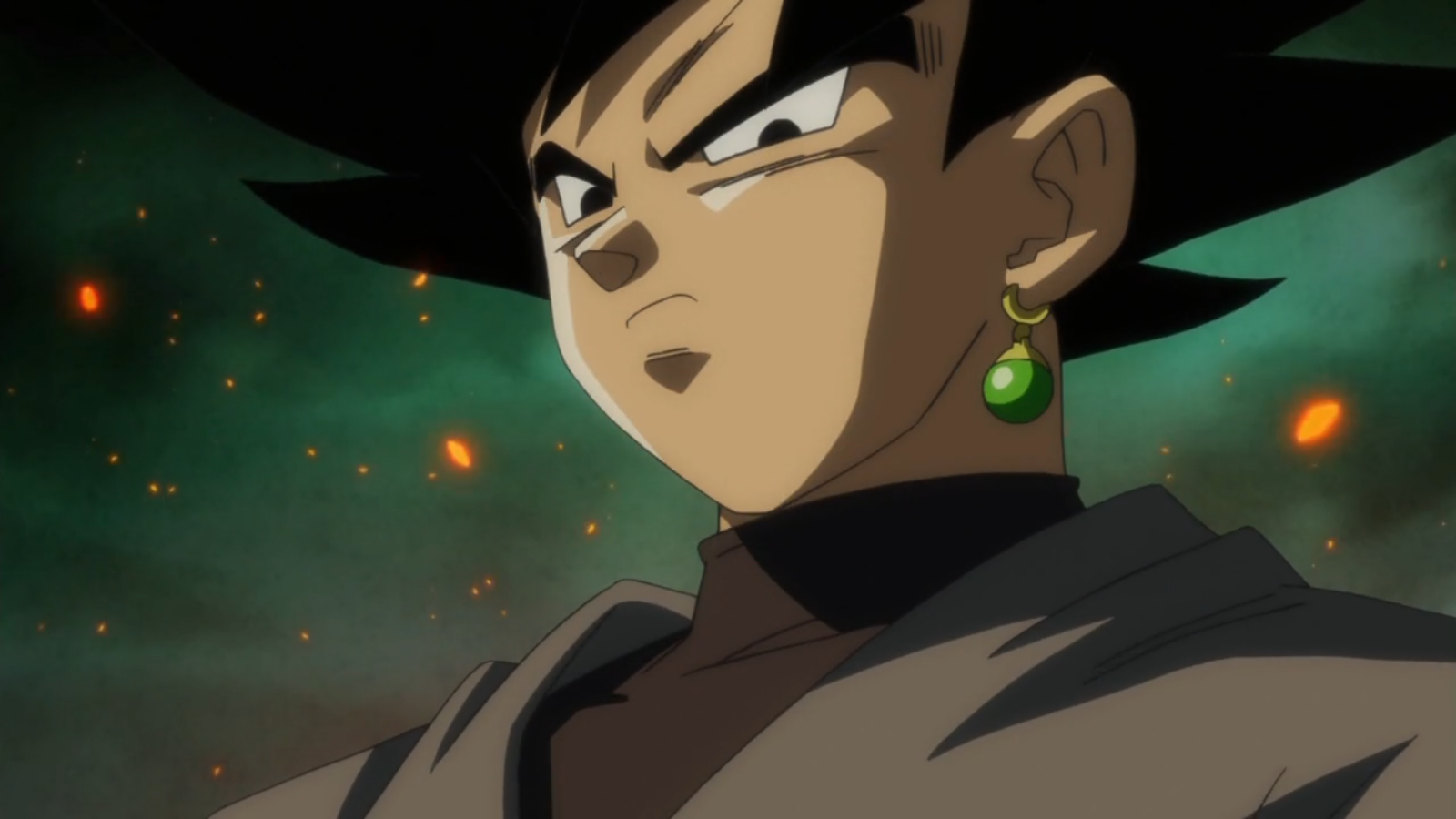 Dragon Ball Super Para Colorear Black Goku: Goku Black (Dragon Ball FighterZ
