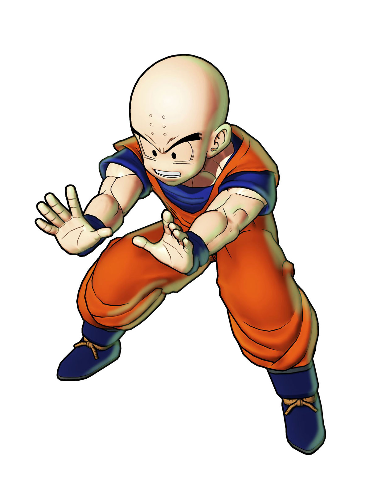 Krillin Dragon Ball Fighterz