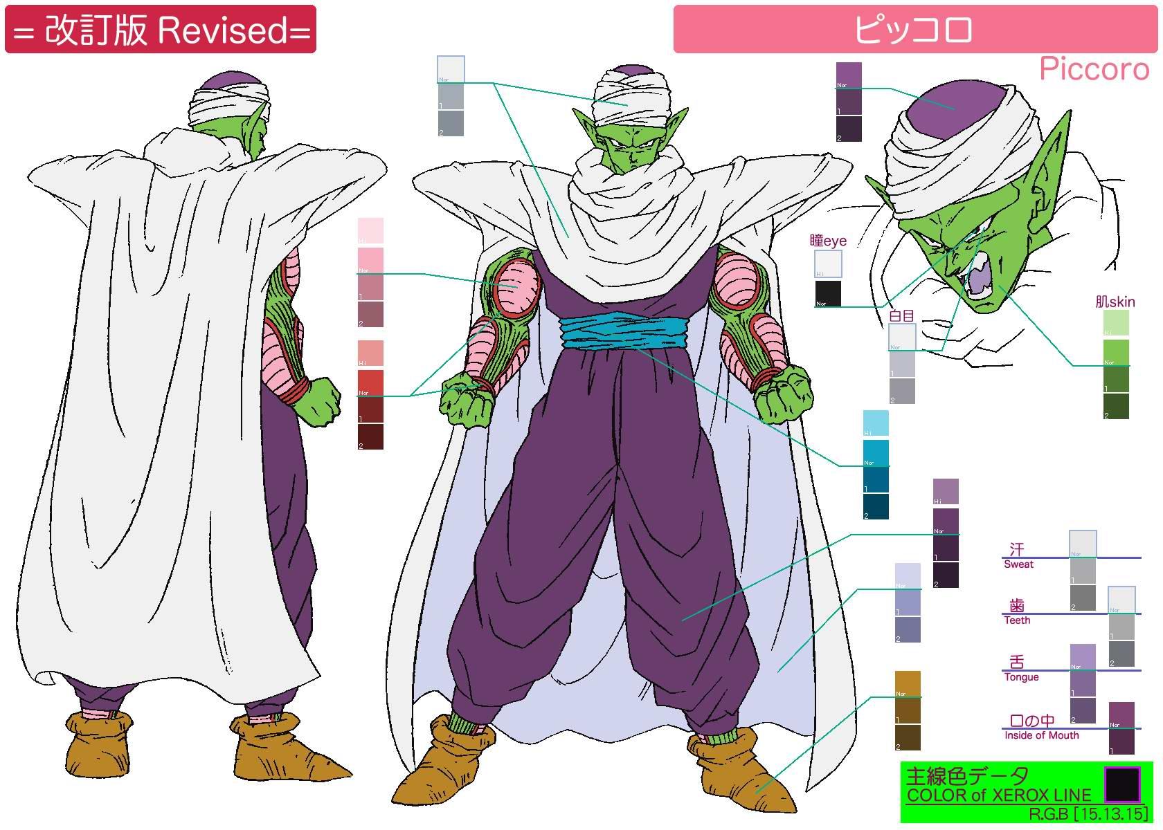 Piccolo Dragon Ball Fighterz