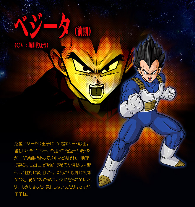 Vegeta And Trunks Father