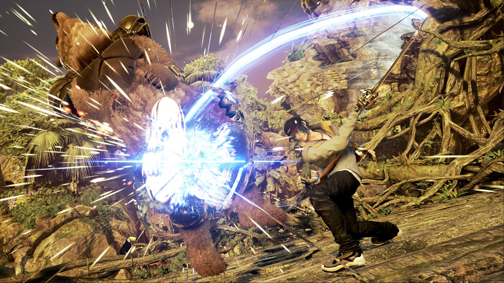 Noctis Joins Tekken 7 On March 20th New Gameplay Trailer