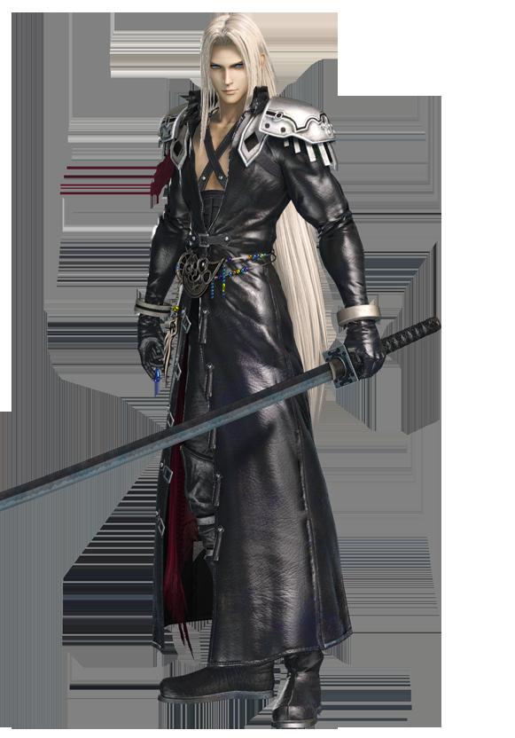 Sephiroth Final Fantasi Vii Ehrgeiz