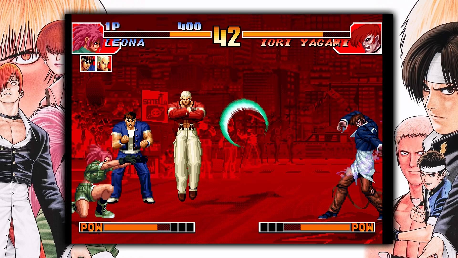 Kof 97 Global Match Coming April 2018 Will Feature Ps4 Vita