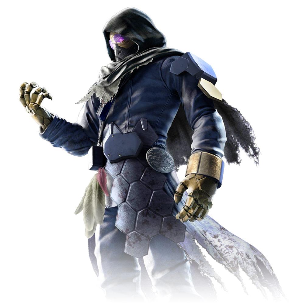 Tekken Mobile Release Dates Character Renders Newcomer