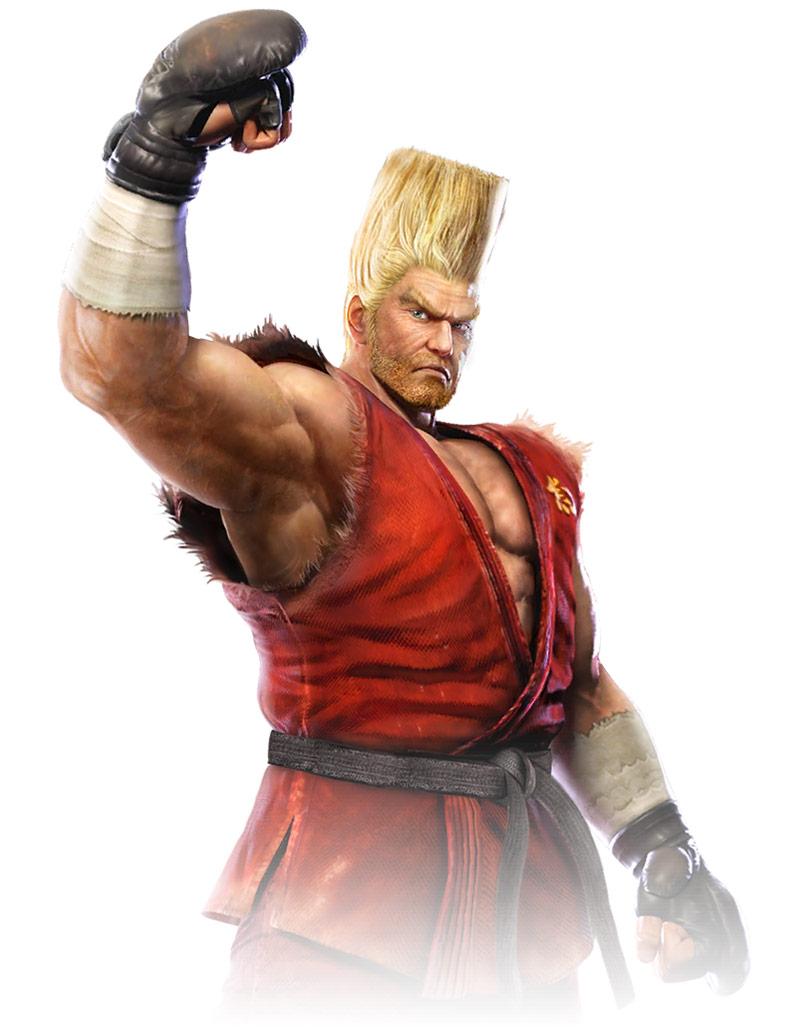 Paul Phoenix Tekken