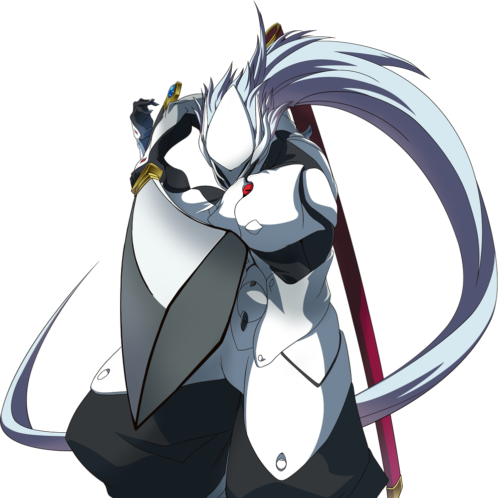 Hakumen (BlazBlue)