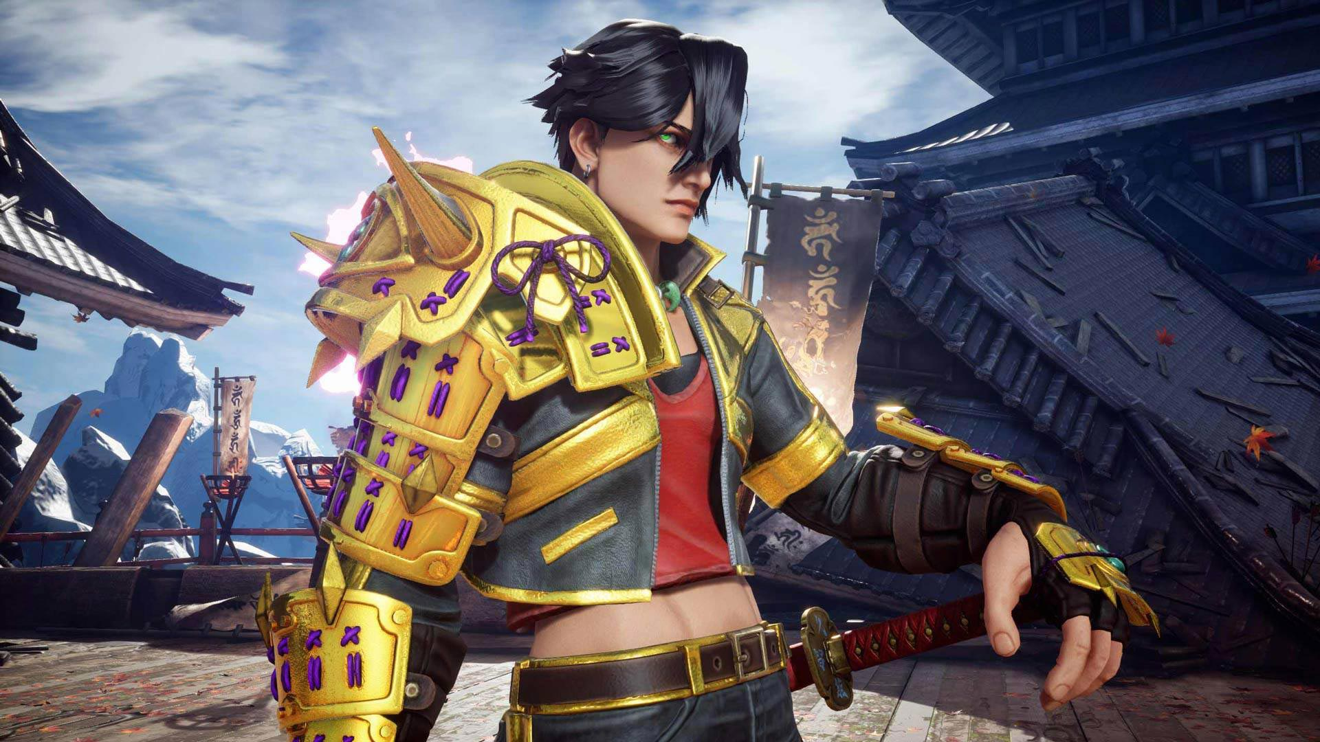 fighting ex layer arrives june 28th on playstation 4 new screens artwork gameplay video fighting ex layer arrives june 28th on