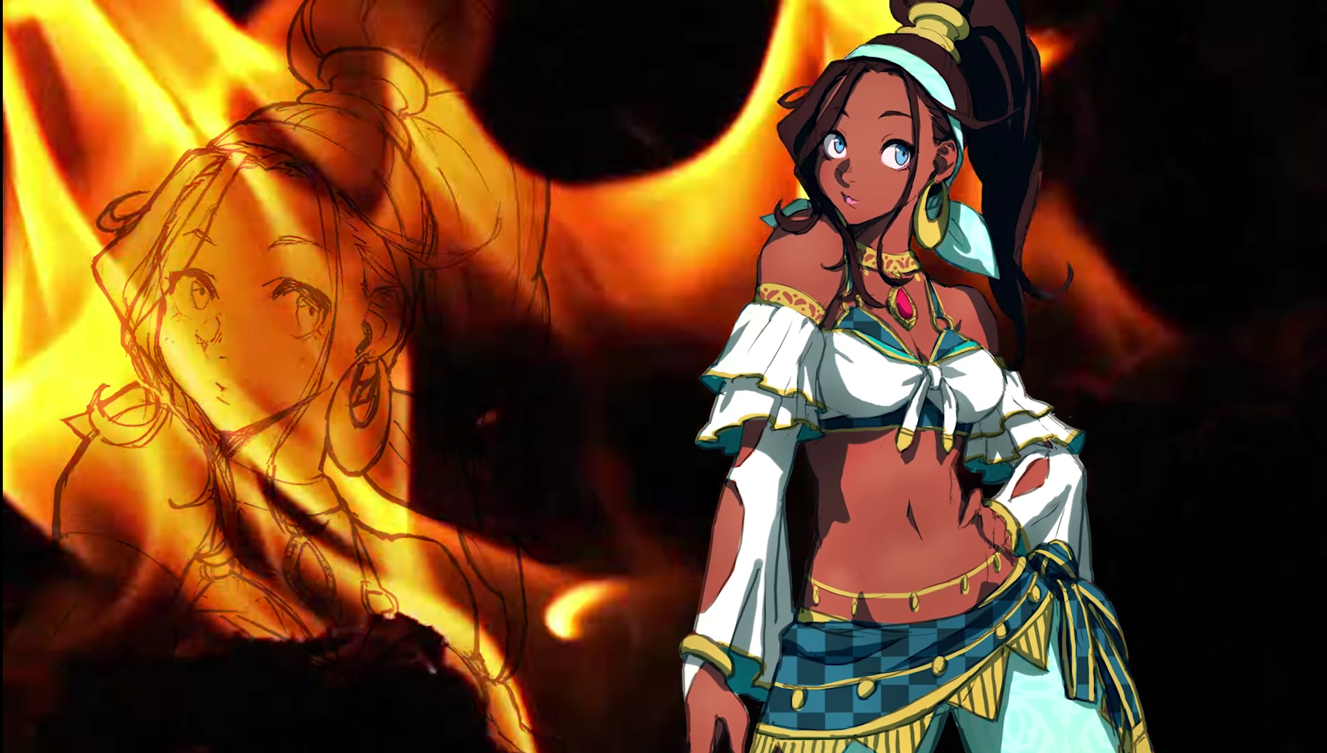 fighting ex layer official character art fighting ex layer official character art