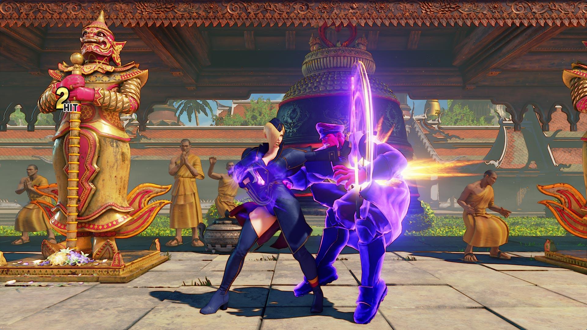 M Bison Street Fighter Movie Street Fighter 5: Arca...