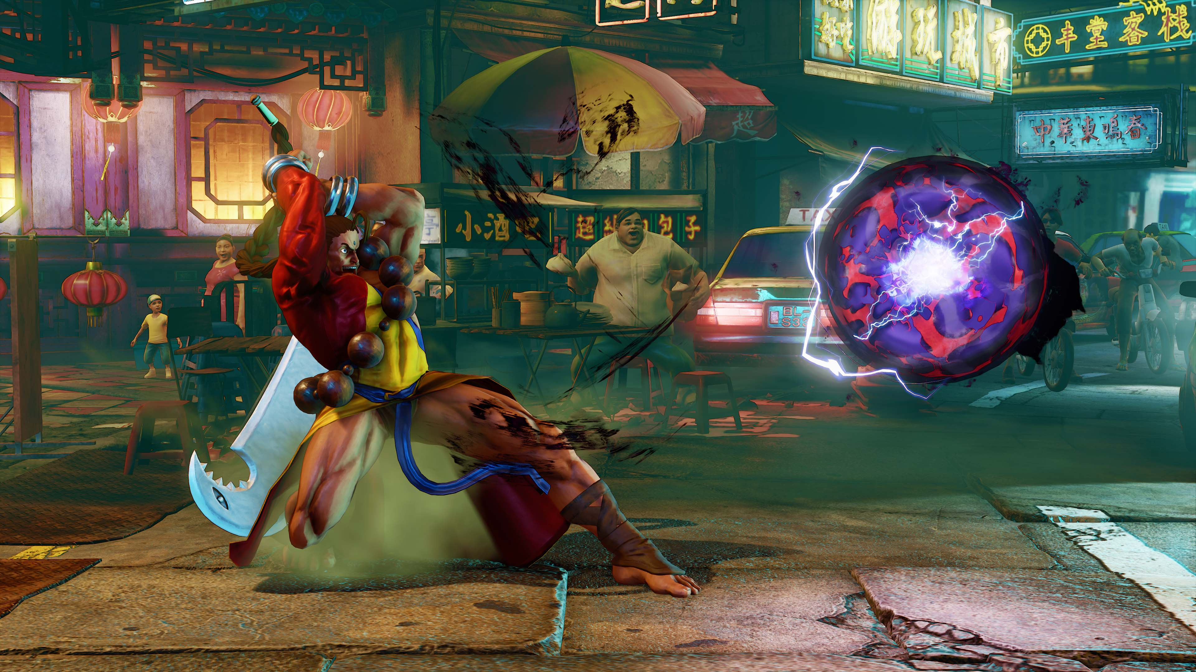 Urien Street Fighter Darkstalkers Costumes ...