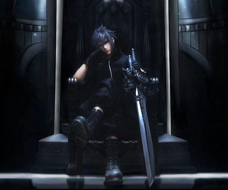 Noctis Lucis Caelum (Tekken 7 / Final Fantasy XV)  Noctis