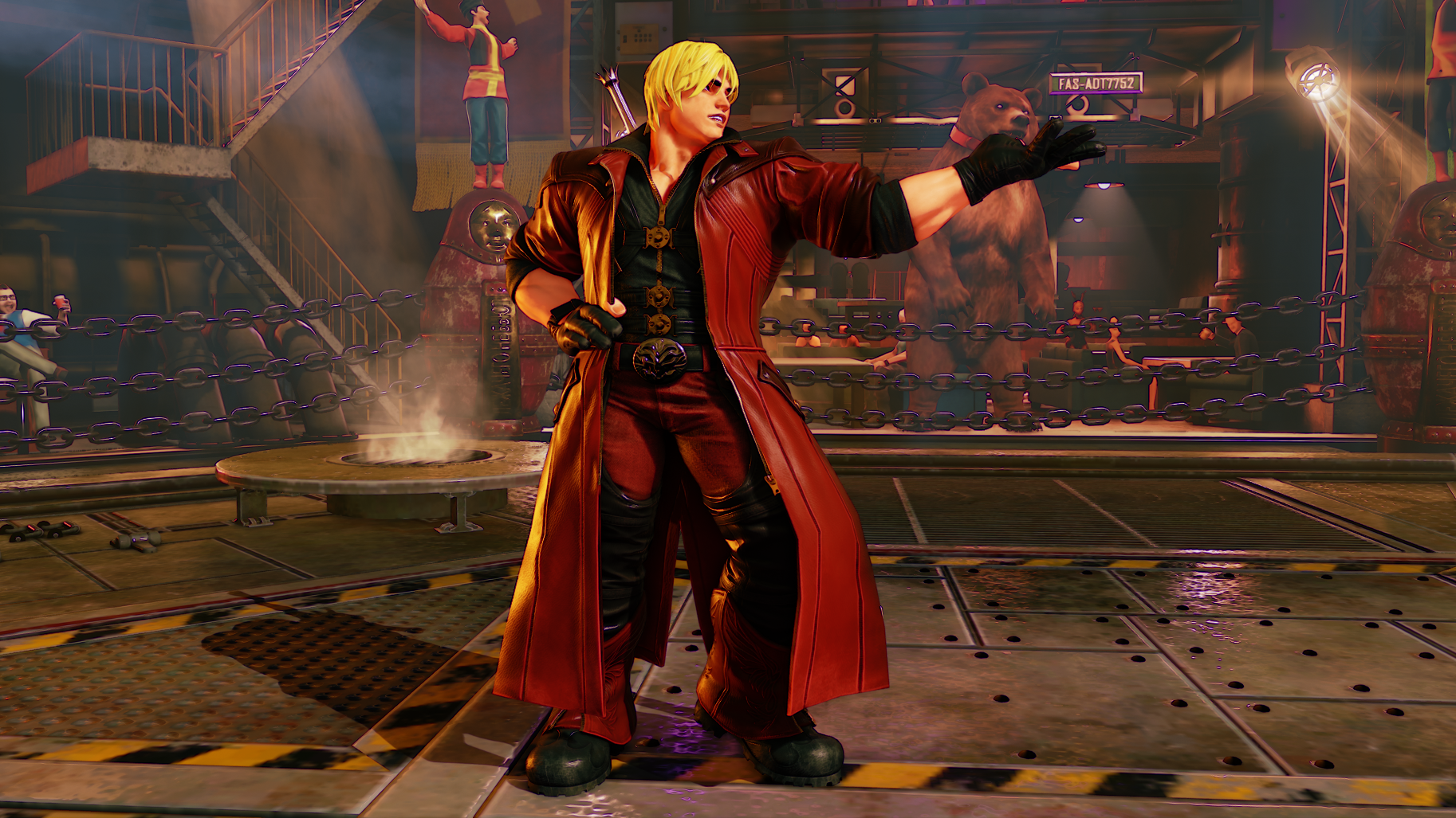 Image result for sfv dmc