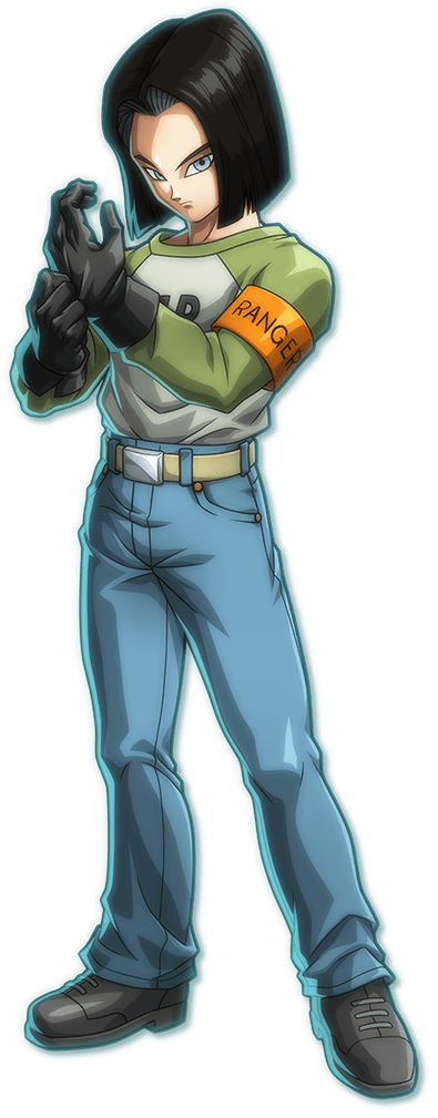 Android 17 Dragon Ball Fighterz