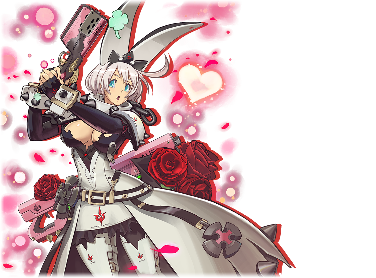 Elphelt Valentine Guilty Gear Xrd