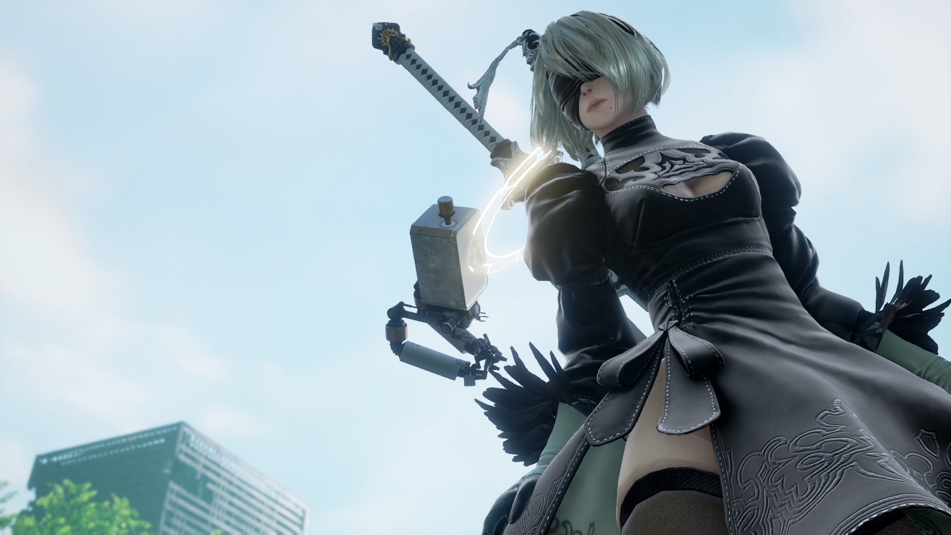 Premise Indicator Words: 2B (Soul Calibur VI