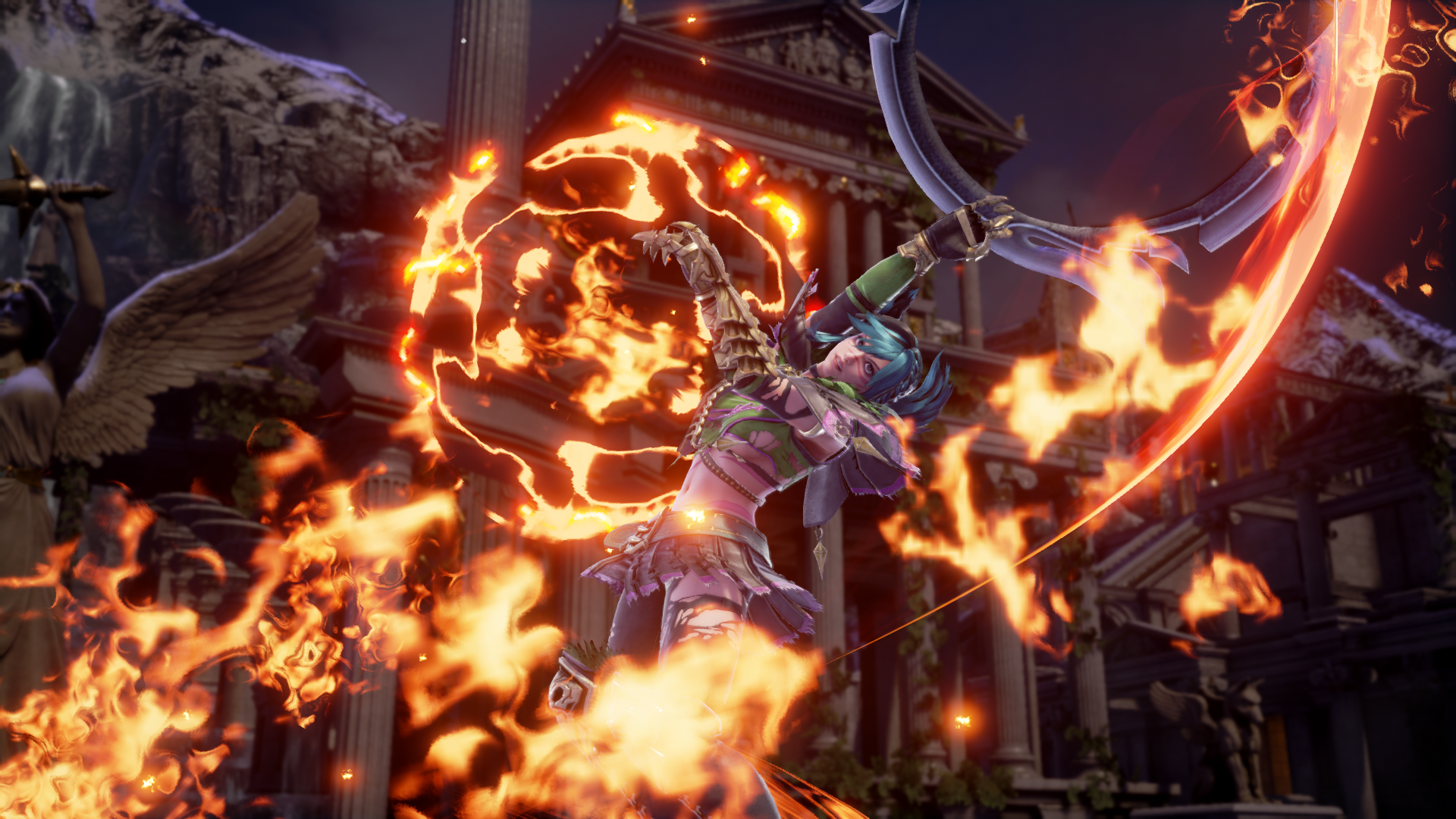 Tira Revealed for Soul Calibur VI Along With Libra of Soul