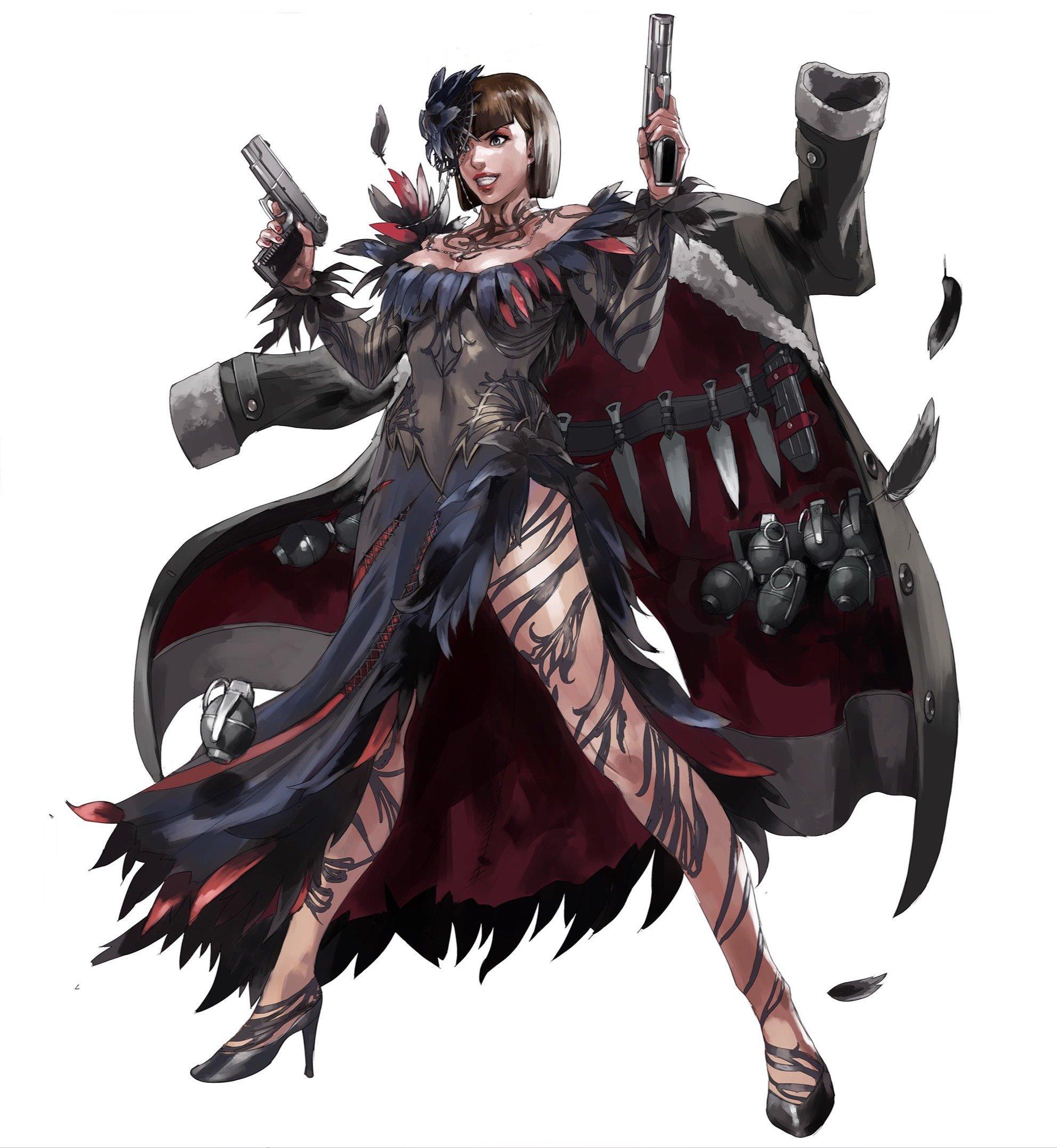 Tekken 7 Character Art