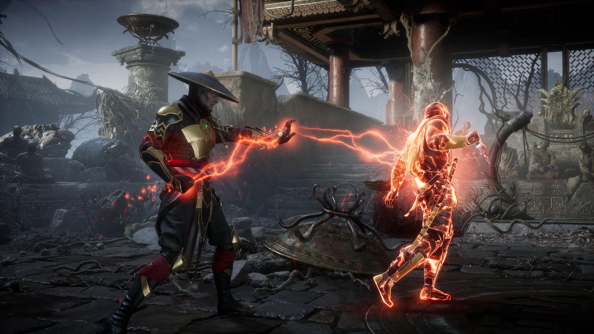 Mortal Kombat 11 - TFG Profile