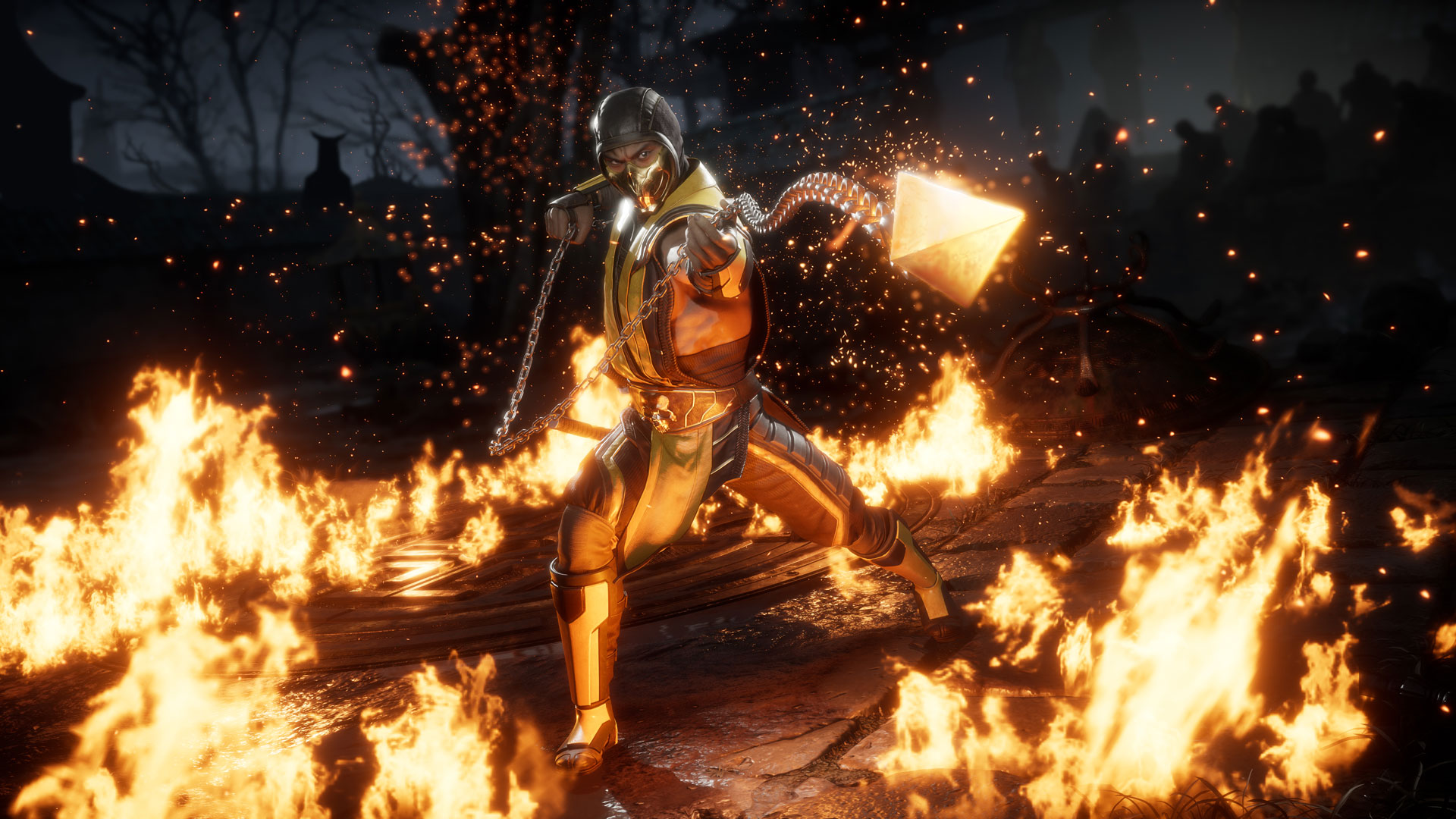 Mortal Kombat 11 Tfg Profile