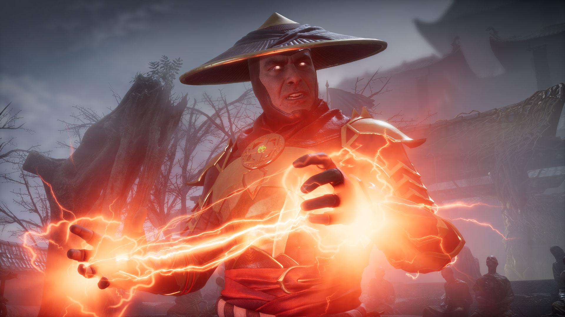 Mortal Kombat 11 Announced at Game Awards 18 ing to