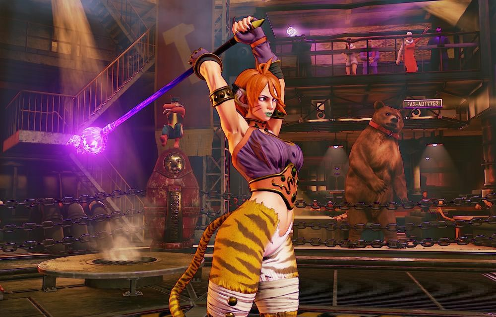 Breath Of Fire 2 Crossover Costume For Falke Coming To Sfv