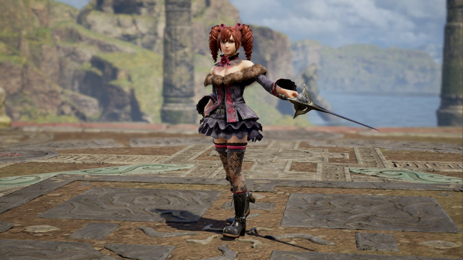 Amy Sorel Joins Soul Calibur 6 on March 26th, 2019