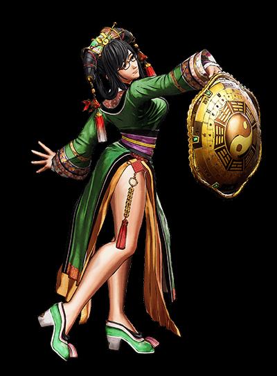 Wu-Ruixiang (Samurai Shodown)