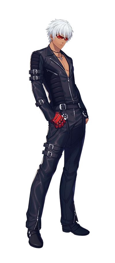 Mikhail 'Devil' Donovan Kdash-kof-for-girls