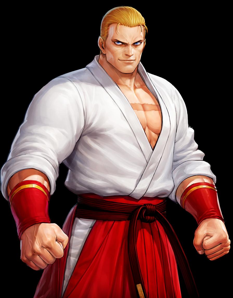 Geese Howard Fatal Fury Tekken 7