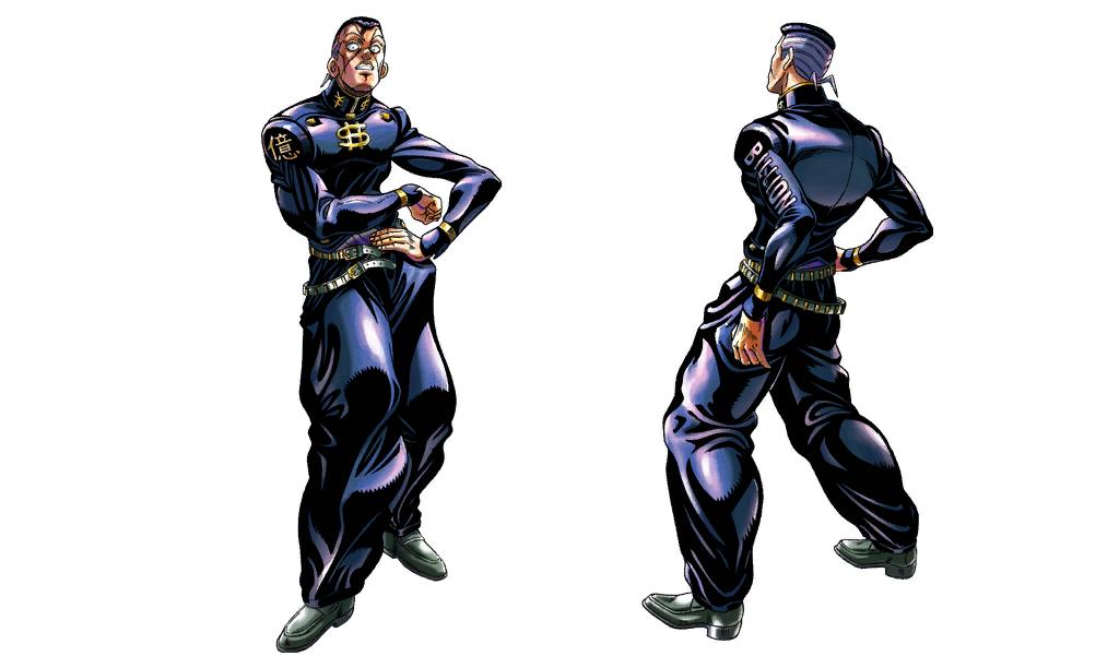 Okuyasu Nijimura (JoJo's Bizarre Adventure: All-Star Battle)