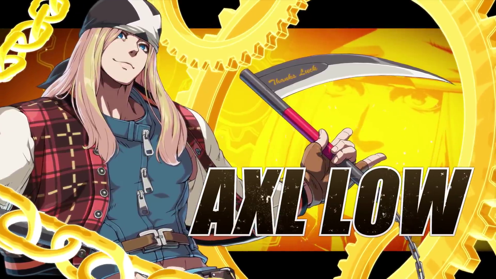 Axl Low Guilty Gear