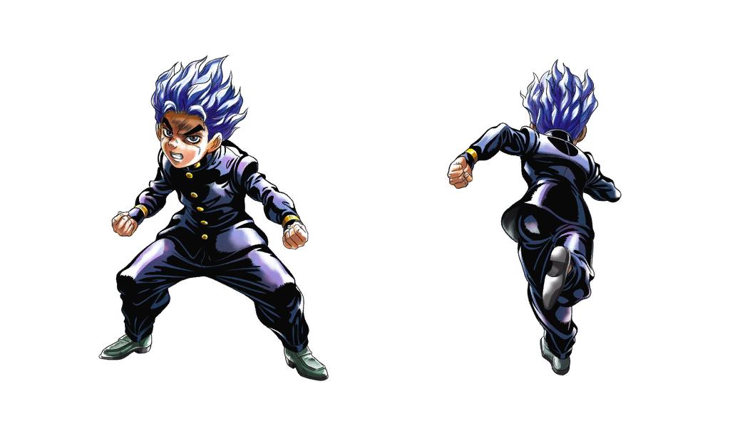Koichi Hirose (JoJo's Bizarre Adventure: All-Star Battle)