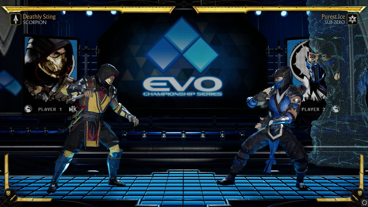 Mortal Kombat 11 Gets Special Esports Stages For Combo Breaker Ceo Evo 2019