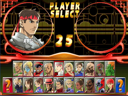 Street Fighter Ex2 Tfg Review Art Gallery
