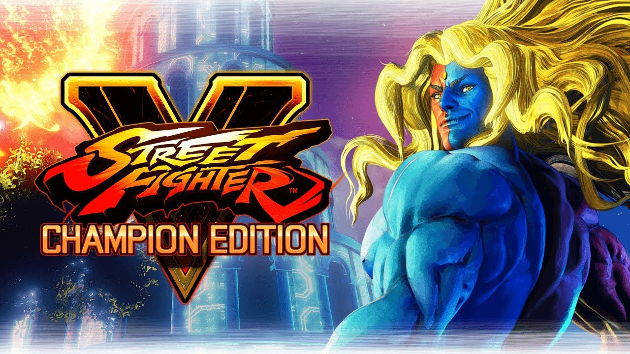 Street Fighter 5 Champion Edition Tfg Preview Art Gallery