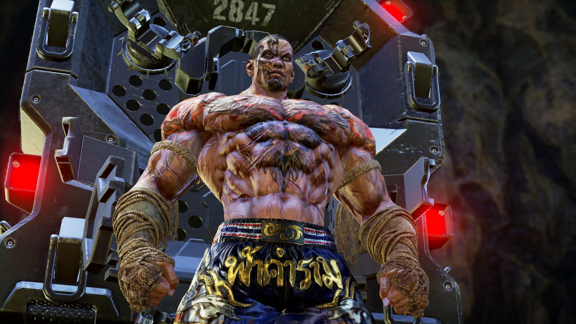 Fahkumram Tekken 7