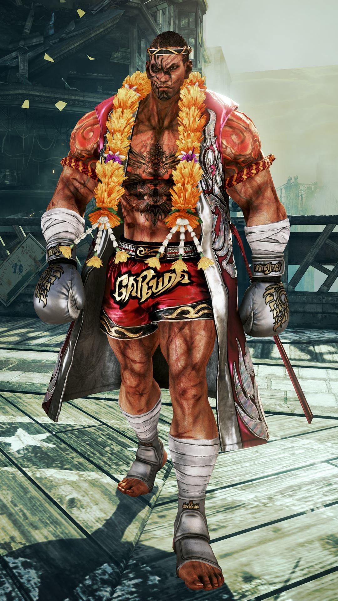 Tekken 7 Fahkumram Hd Screenshots